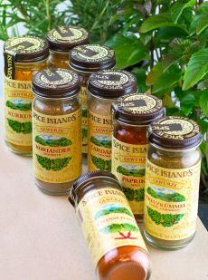 Spice Islands Gewürze online kaufen im Gartenwebshop