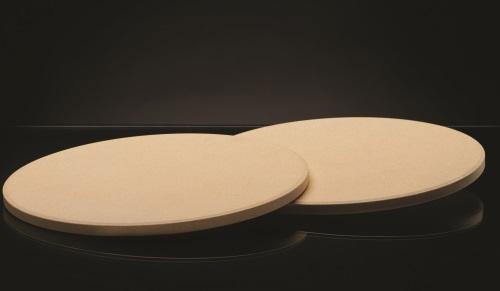 Pizzastein Für Gasgrill Napoleon : Napoleon 2 teiliges pizza stein set für die travelq serie