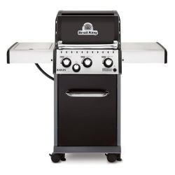 Broilking Gasgrill Baron 340 black  Broil King